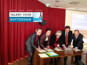 Talent voor Rotterdam opening